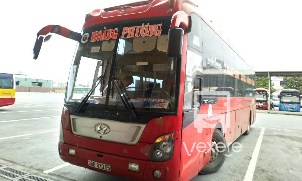 Xe Hoàng Phương từ Hà Nội đi Thanh Hóa