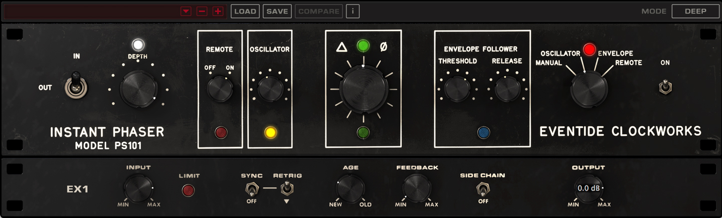 Eventide Releases New Instant Phaser Mk II