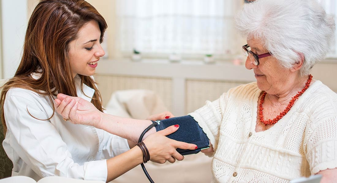 Long Term Elderly Home Care Services