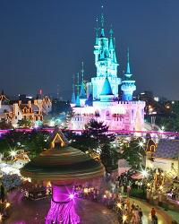 Lotte World Theme Park - South Korea Tour
