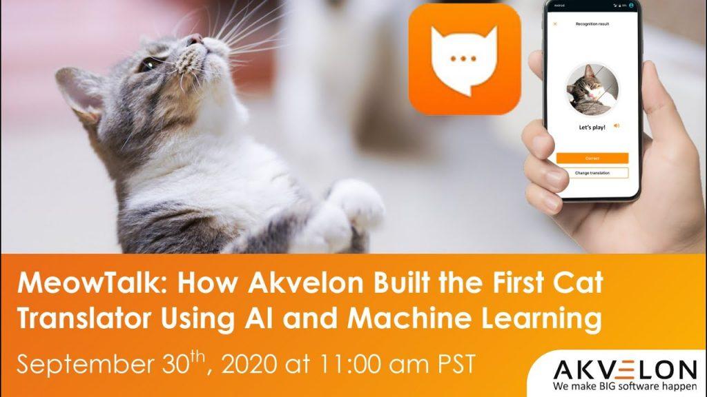 คุยกับแมวด้วยภาษาแมวผ่านแอพ MeowTalk 2