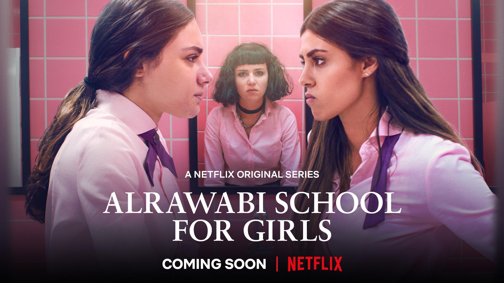 """La serie que impactó a muchos: """"Escuela para señoritas Al Rawabi"""" cuenta  con una producción sólo de mujeres - Diario 24"""