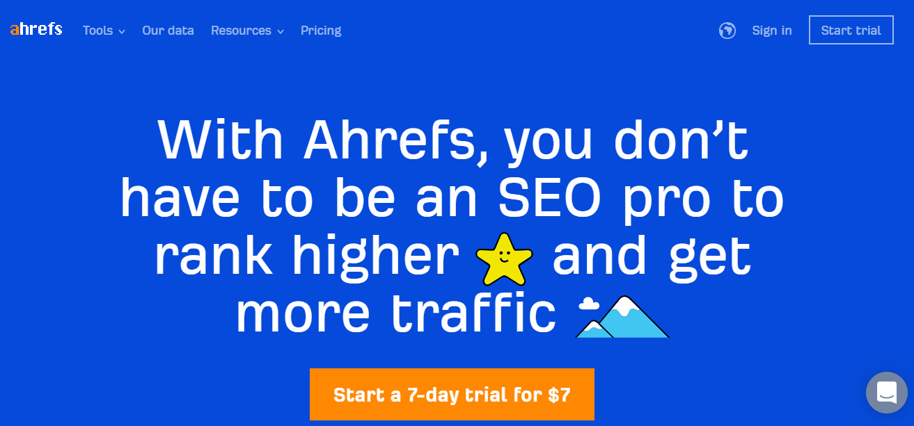 What is SEO, Ahrefs