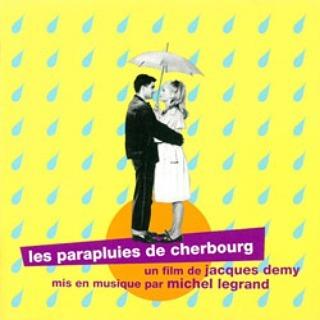 Los paraguas de Cherburgo (1964, Jacques Demy)