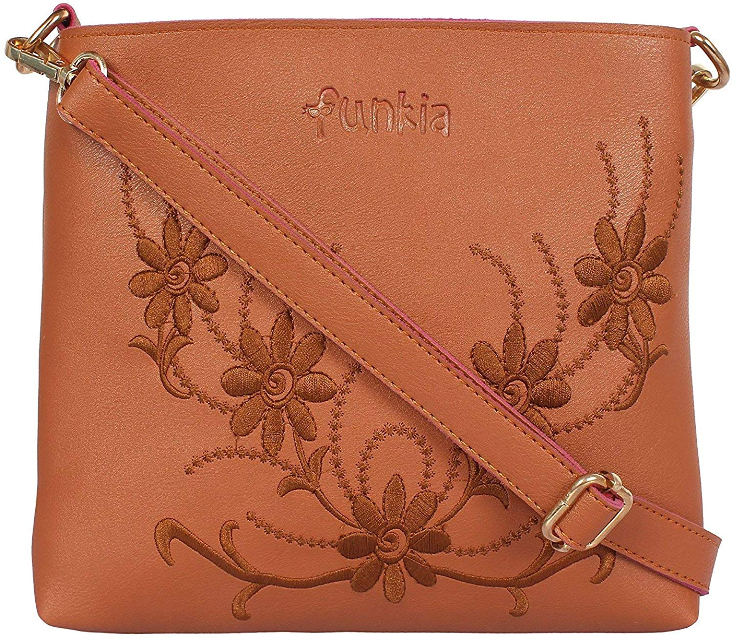 Funkia sling bags for Women's