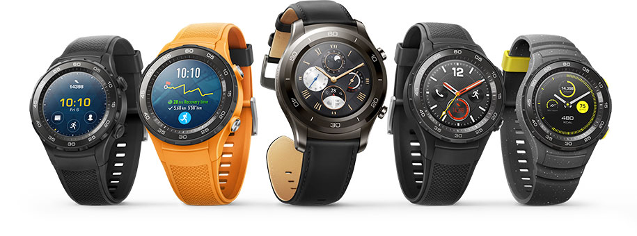 5 Top Smartwatches of 2020