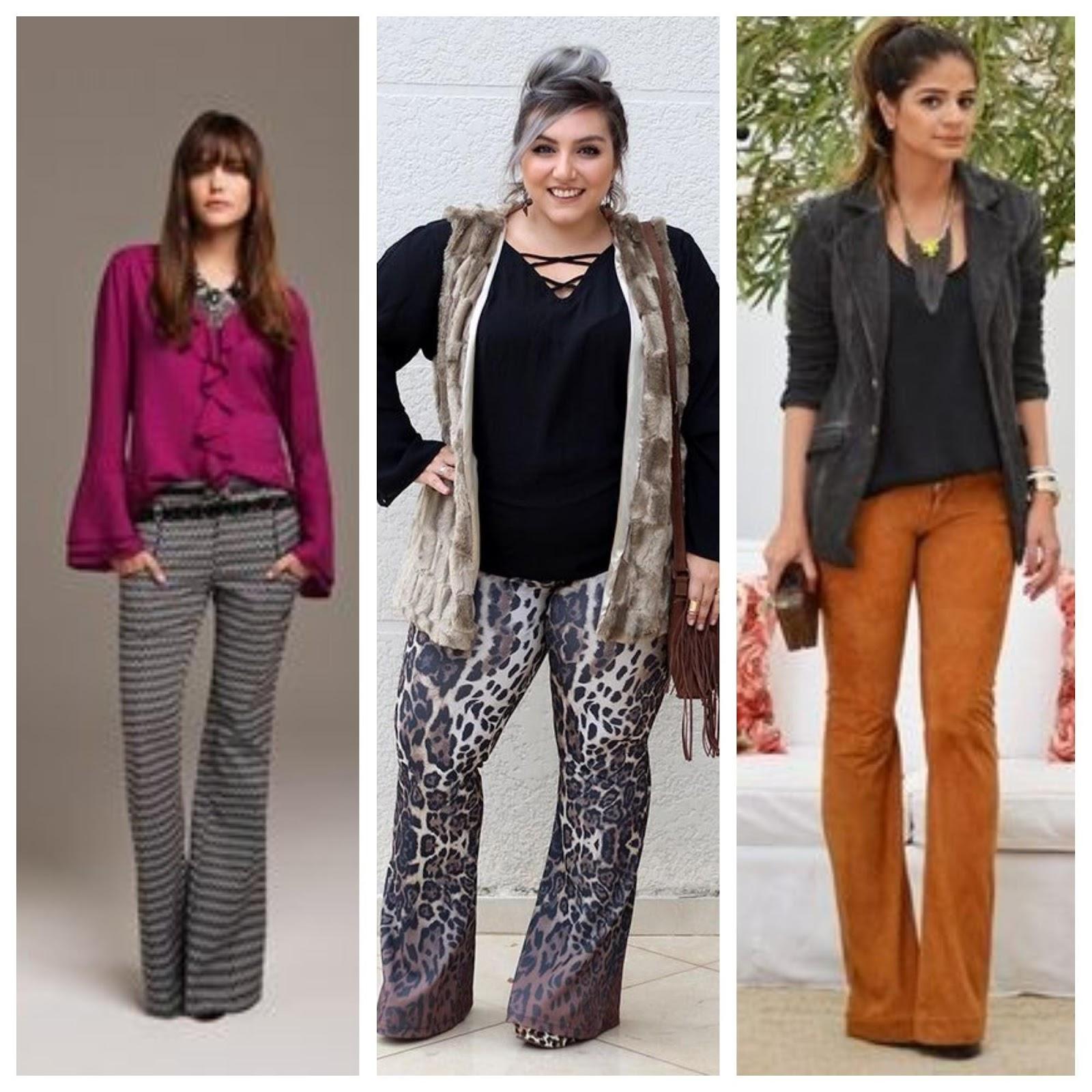 bf05501b4 Calça flare é peça democrática no vestuário feminino