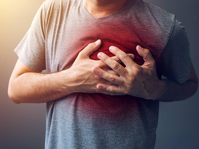 Herz-Kreislauf-Erkrankungen sind häufig auftretende Folgen bei Diabetes