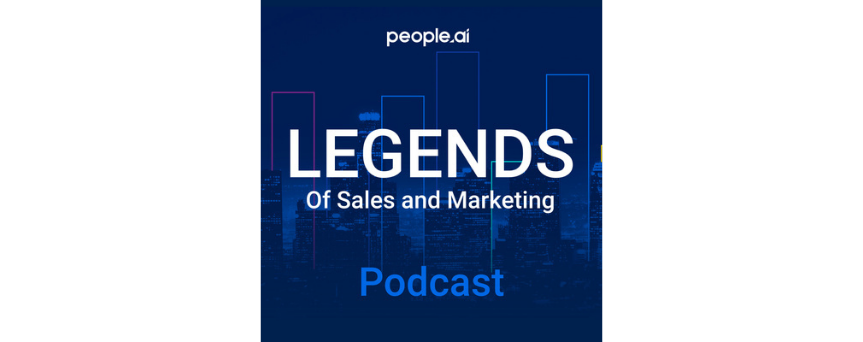 Legends of Sales and Marketing Podcasts logo