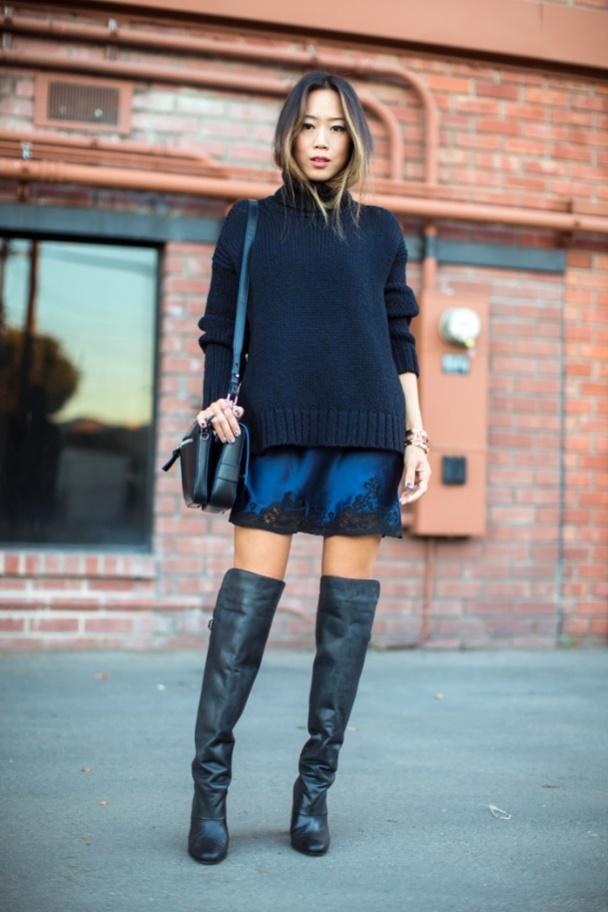 Those black tights dress