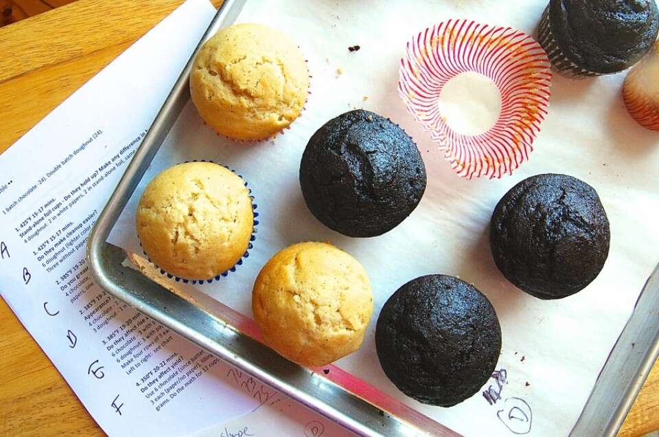 Cupcake Liner: How To Prevent Cupcake Liners When They Sticks