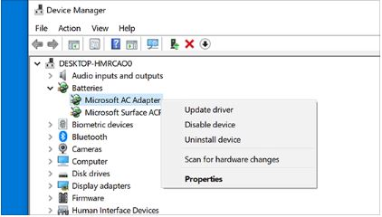 QuickBooks Error 15243 : device manager