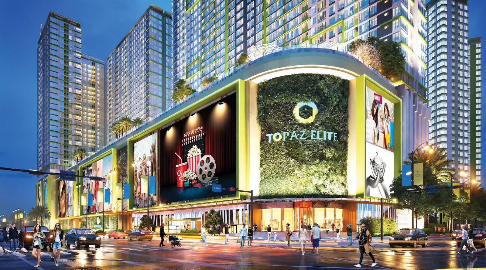 Kết quả hình ảnh cho căn hộ Topaz Elite