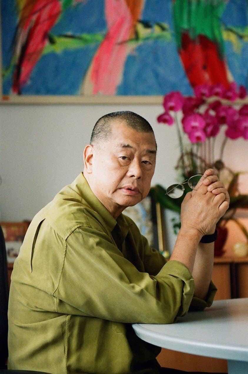 Tỷ phú Jimmy Lai