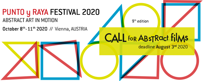Punto y Rya 2020 - Festival for Abstract Film - Call for Works
