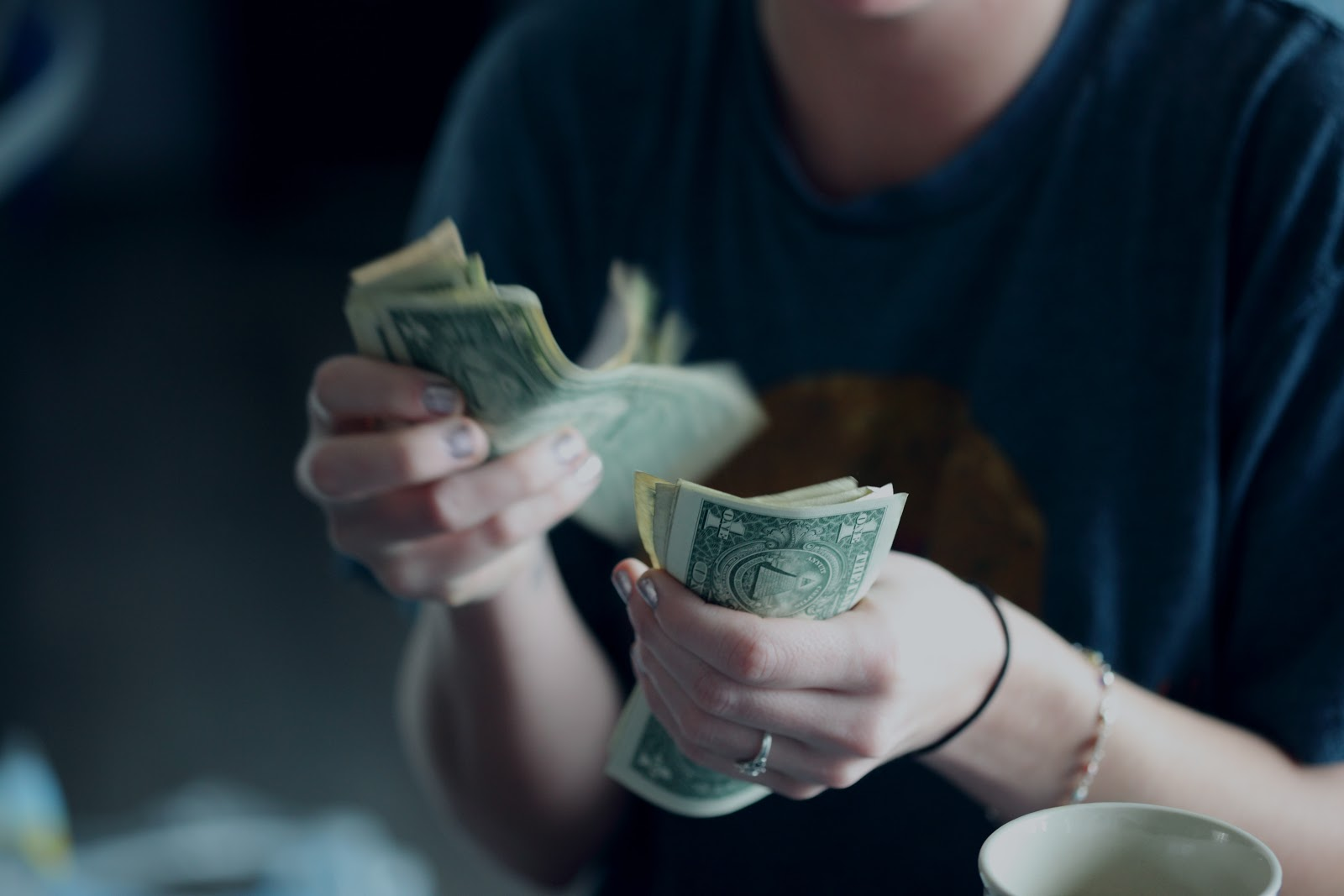Higher salary