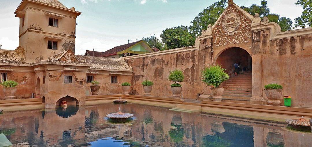 Taman Sari Jogja, Keindahan Tempat Mandi Permaisuri Masa Lalu
