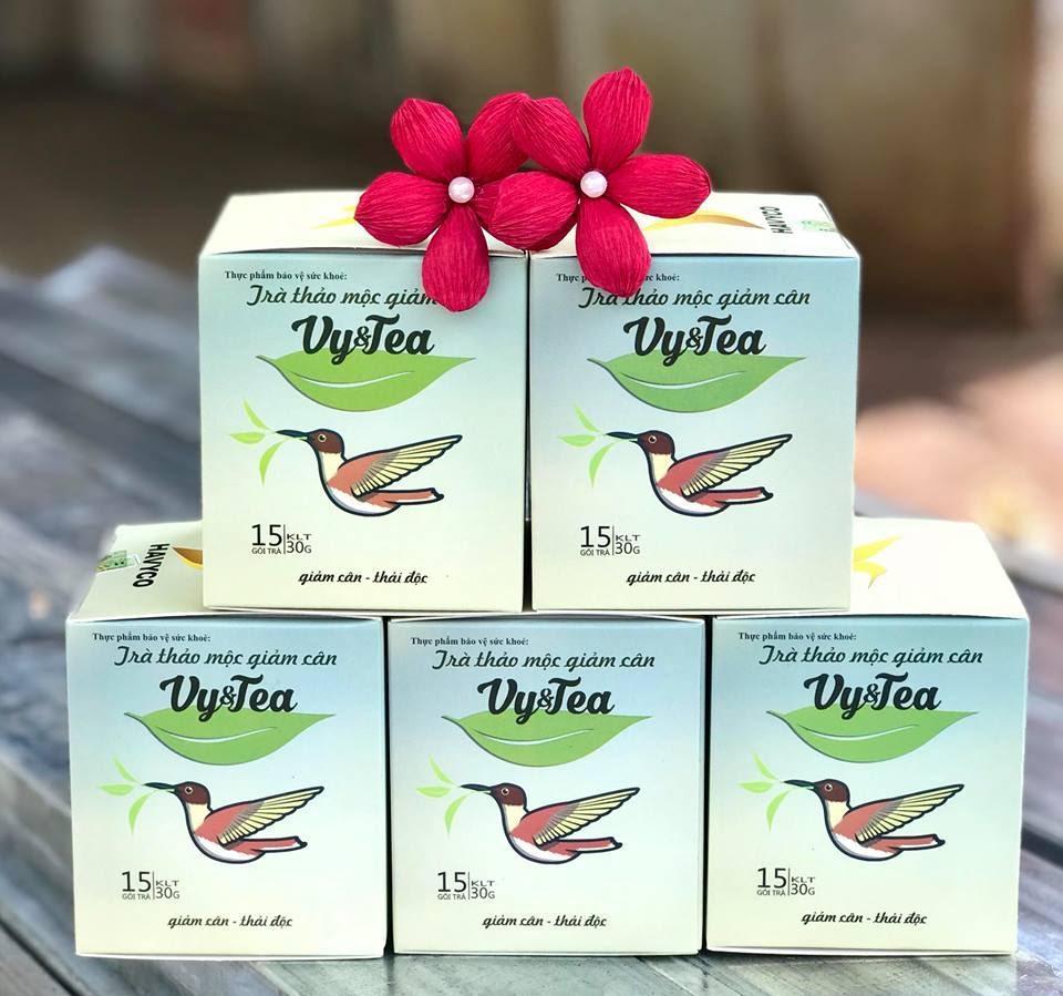 HAVYCO địa chỉ hàng đầu cung cấp cho bạn trà thảo mộc vy tea chất lượng