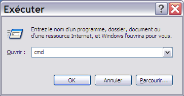 Introduction l informatique astro les dossiers avex for Fenetre dos windows 7