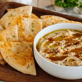 quick and easy movie night snacks creamy roasted eggplant dip