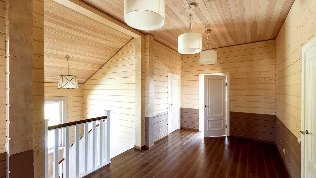 5 причин выбрать деревянный сруб для постройки дома
