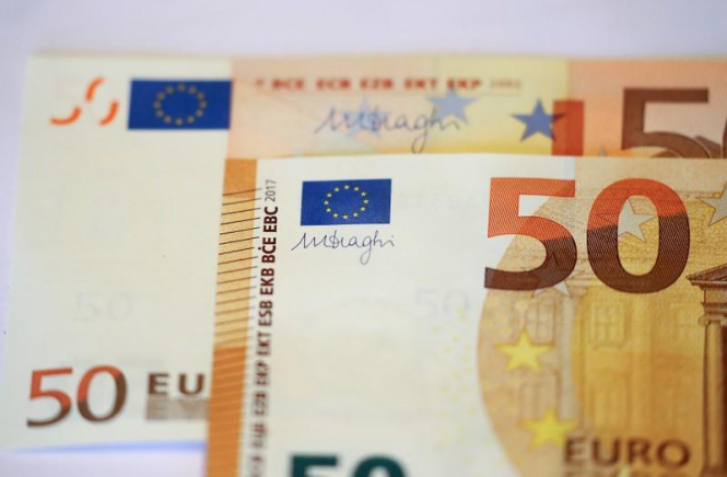 Euro growth was driven by optimism in US-China trade negotiations