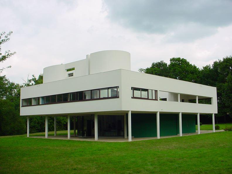 Ville Savoye - França - Le Corbusier