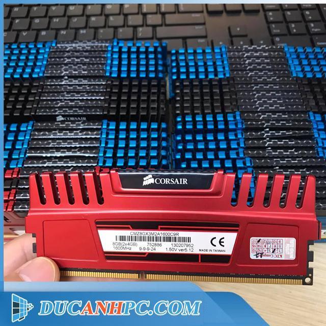 Description: Ram DDR3 Corsair Vengeance 4Gb Bus 1600
