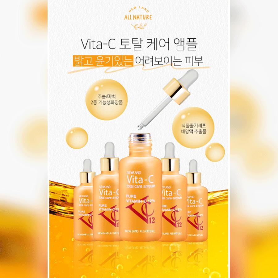 Tất tần tạt về sản phẩm Vita C