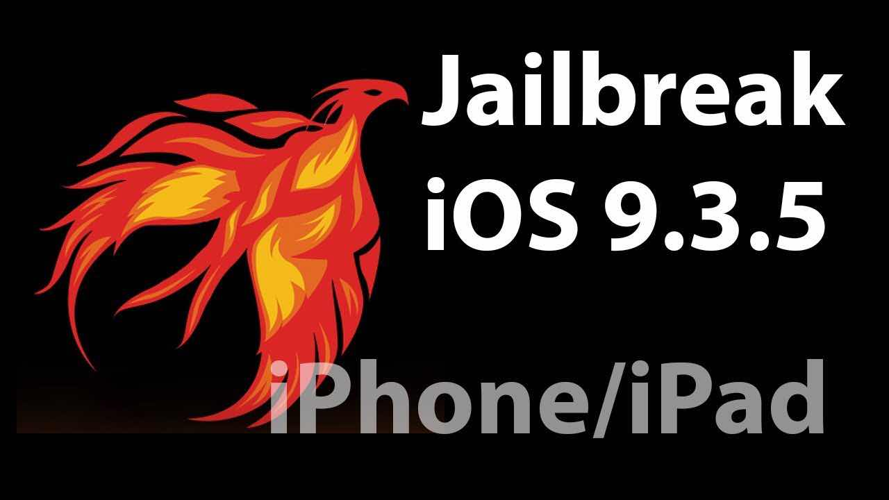 Jailbreak phoenix 9.3.5