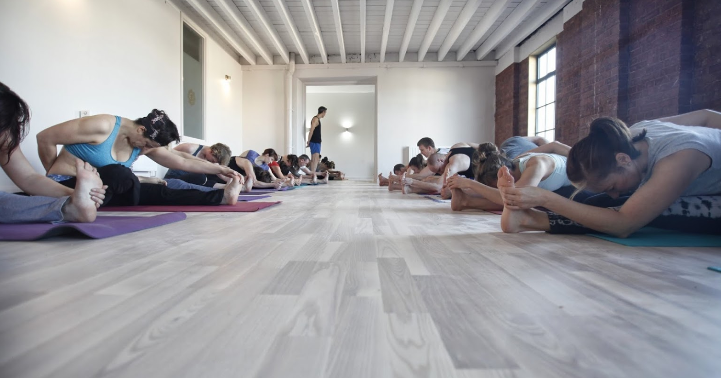 GoSweat The Best London Yoga Classes | The Shala