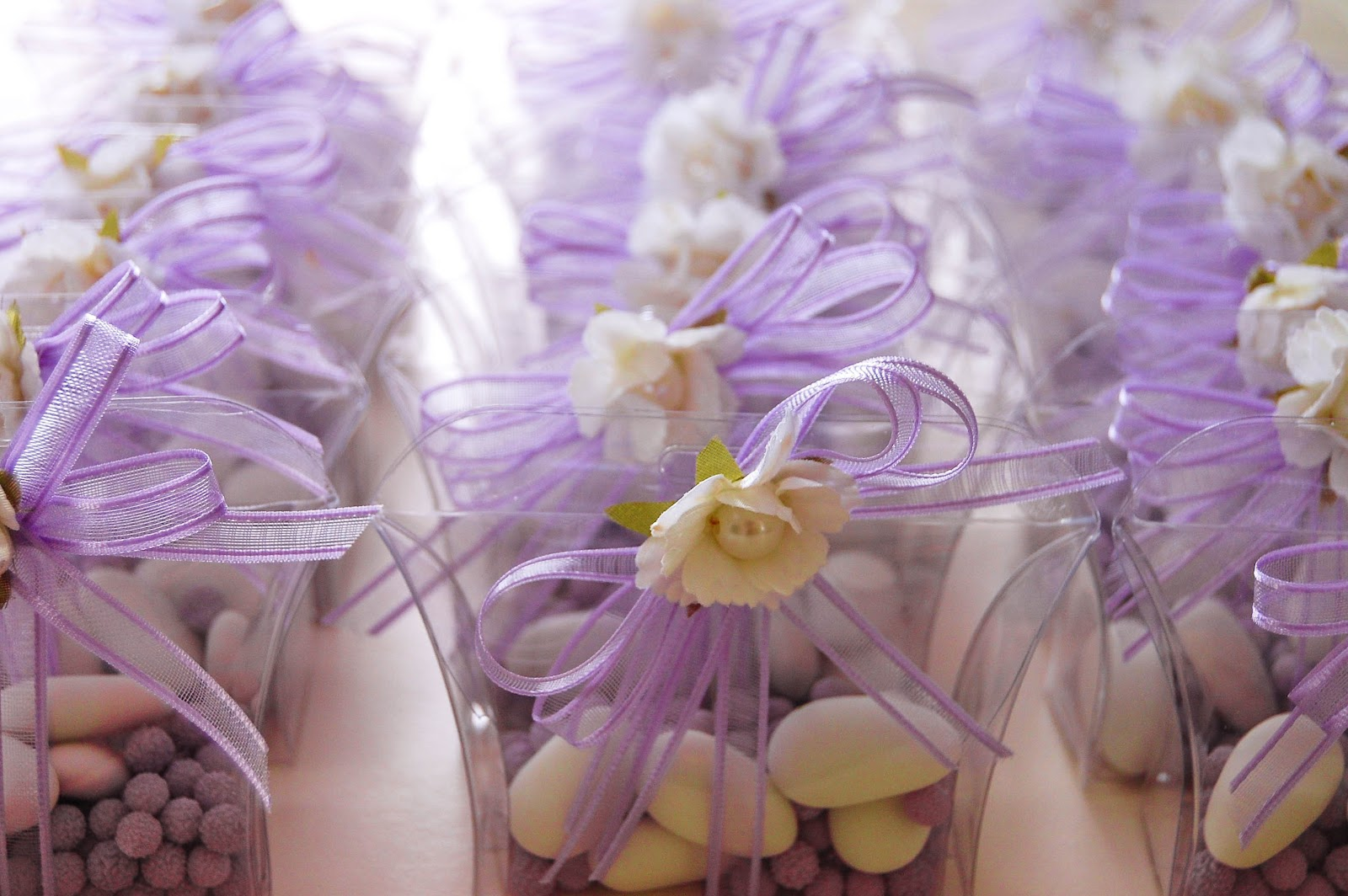 customized candy bags wedding favor ideas