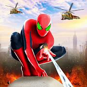 Spider Rope Hero Man