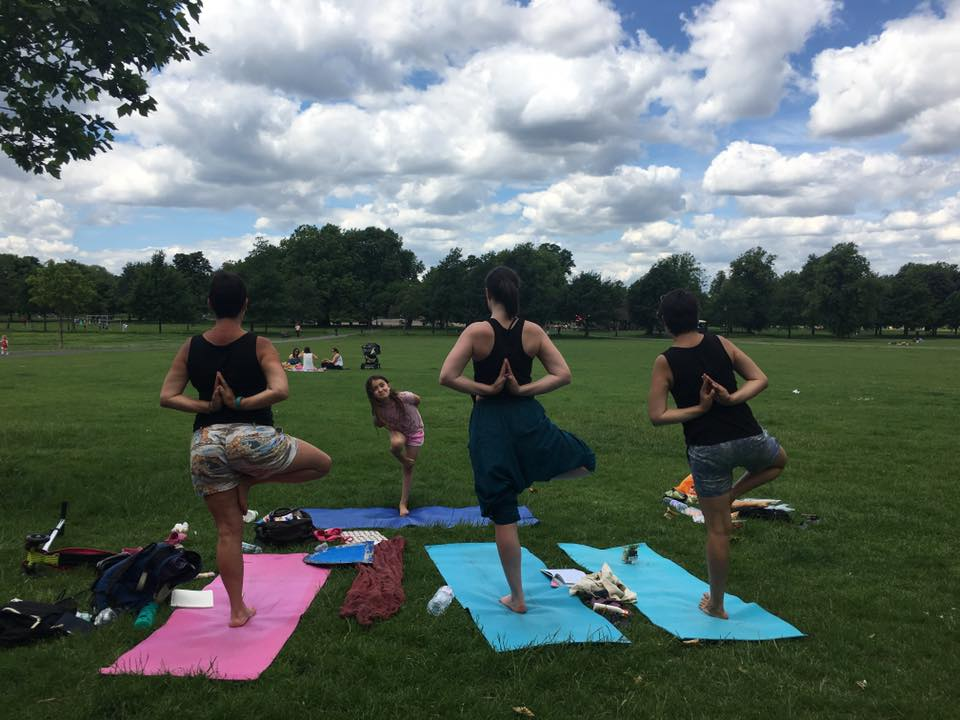 Mahala Yoga | GoSweat | The 4 Best Clapham Yoga Studios