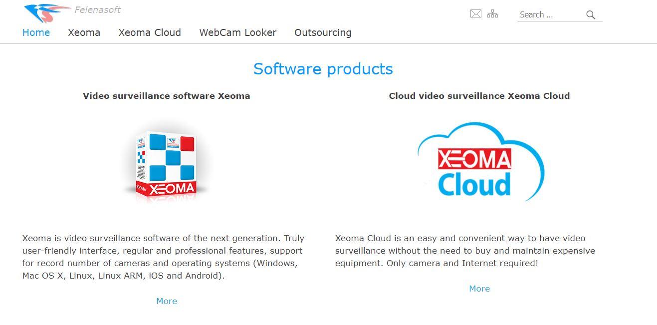 Xeoma IP Camera Software