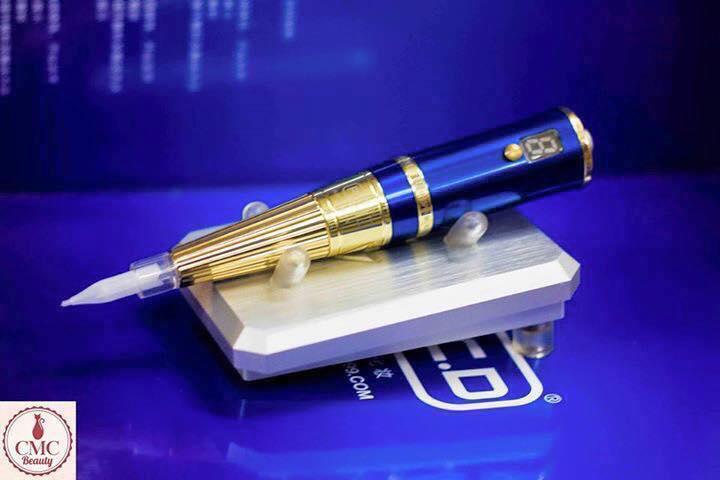 7 ưu điểm nổi trội của máy phun xăm Blue Whisper 99 PCD giá rẻ