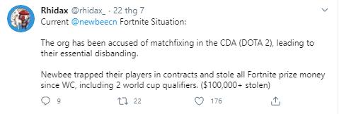 Trung Quốc: Tổ chức eSports gian lận, 2 game thủ có nguy cơ mất trắng 2,3 tỷ đồng tiền thưởng - Ảnh 5.