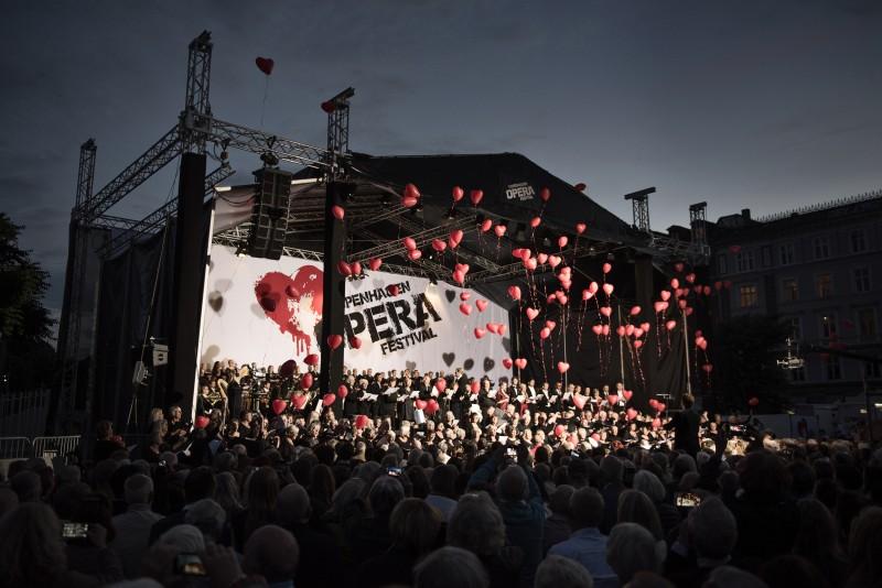 festivals in Coppenhagen
