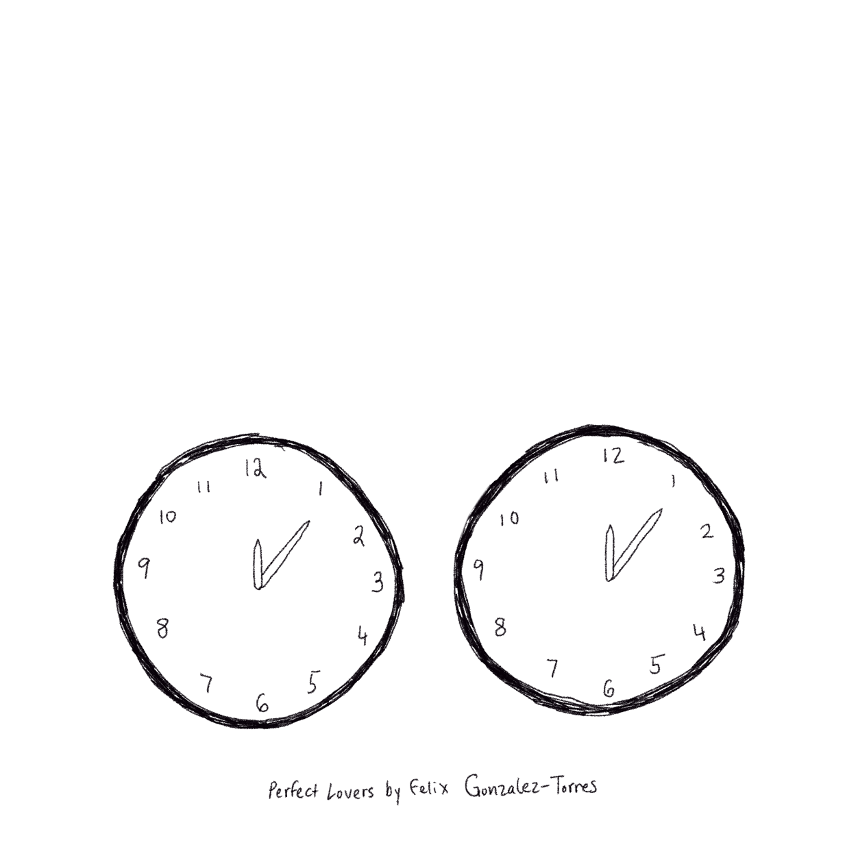 A clock is shown at the time  Description automatically generated