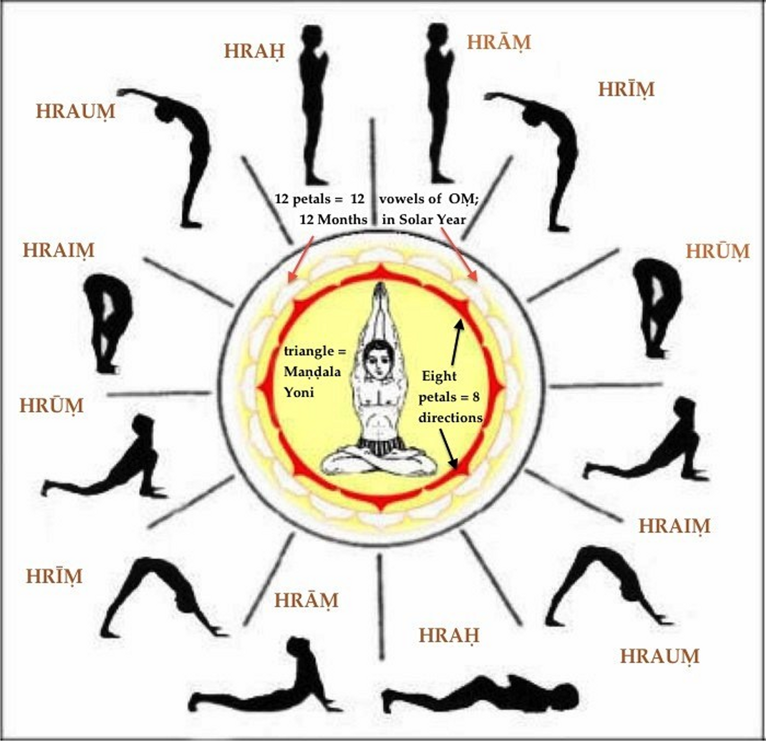 Mythbusting in Yoga Are Sun Salutations an Ancient Practice