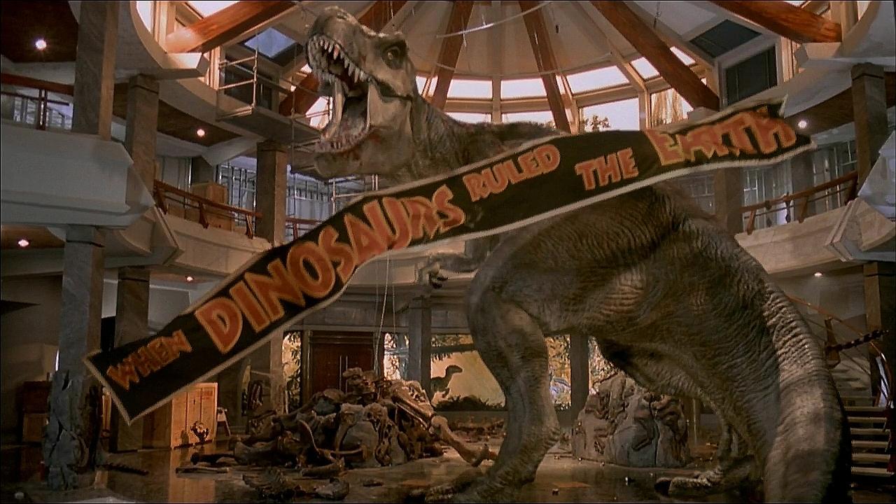 Tyrannosaurus, Tyrannosaurus, Tyrannosaurus