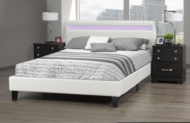 Jenis ukuran kasur: queen bed size