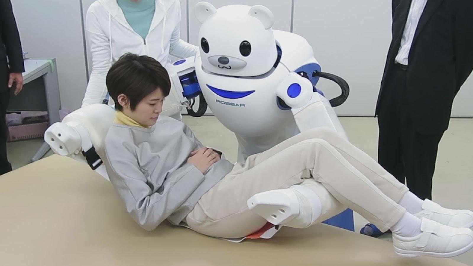 照顧機器人