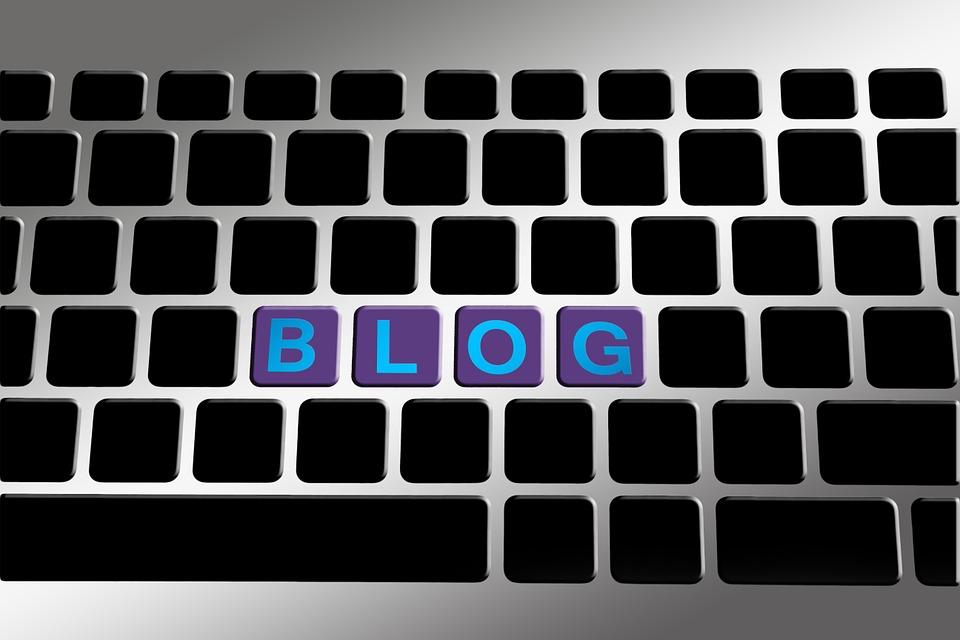Keyboard, Internet, Www, Blog, Blogging, Leave