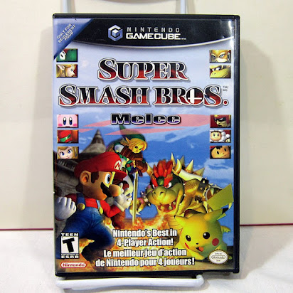 Super Smash Bro Gamecube Ebay