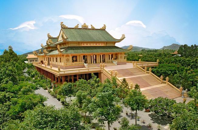Hình ảnh chùa Đại Tòng Tâm
