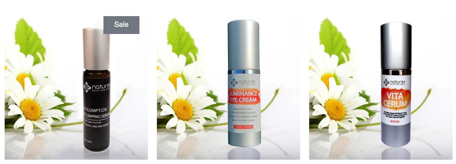 Nature Skin and Body   Collab Opps to Promote Skincare Products