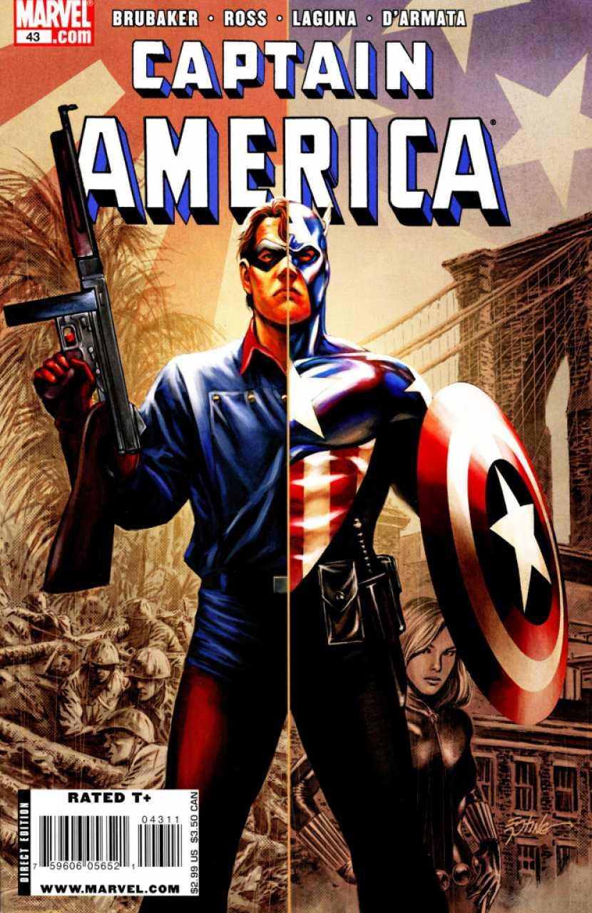 Captain America #43 Reviews