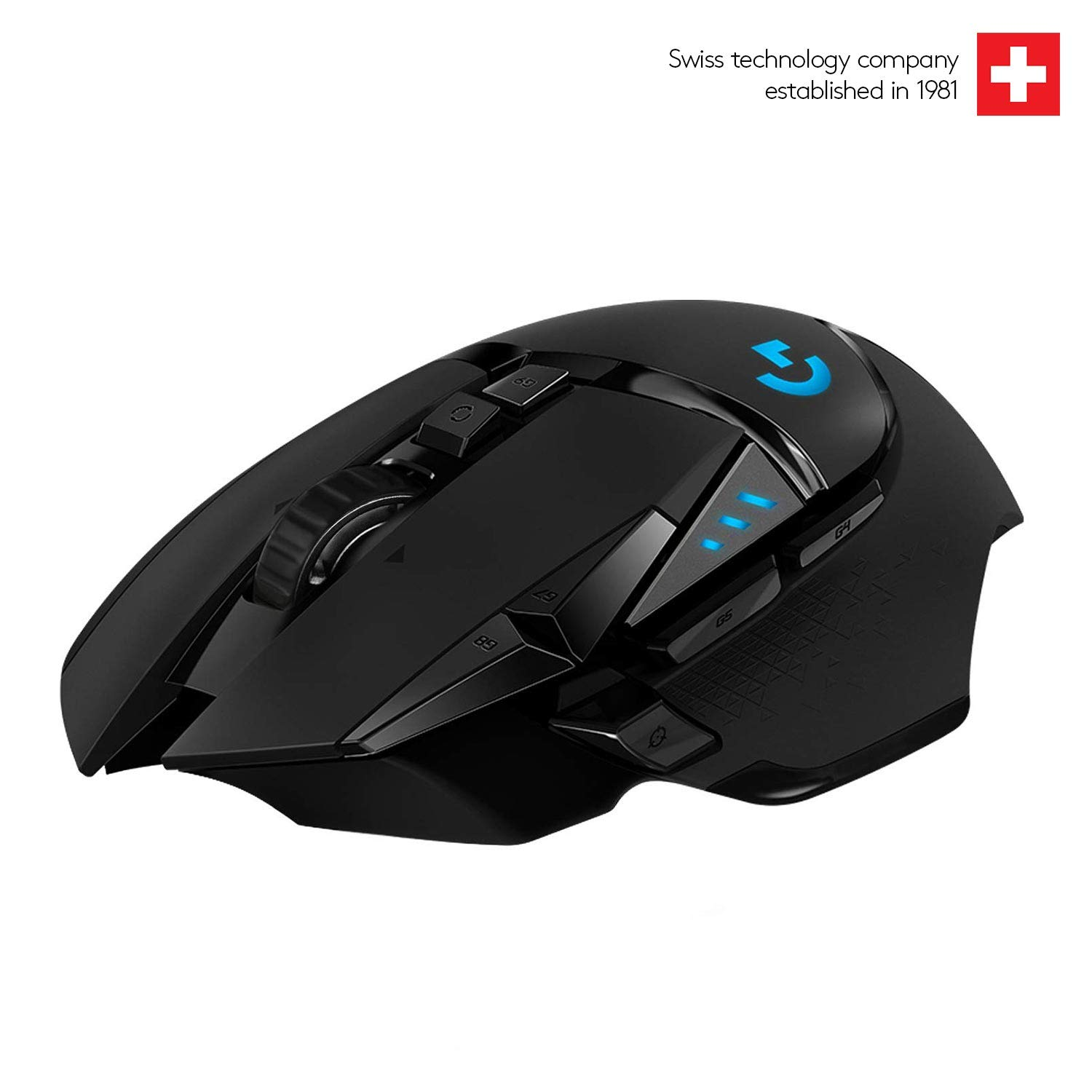 Logitech G502 best gaming mouse