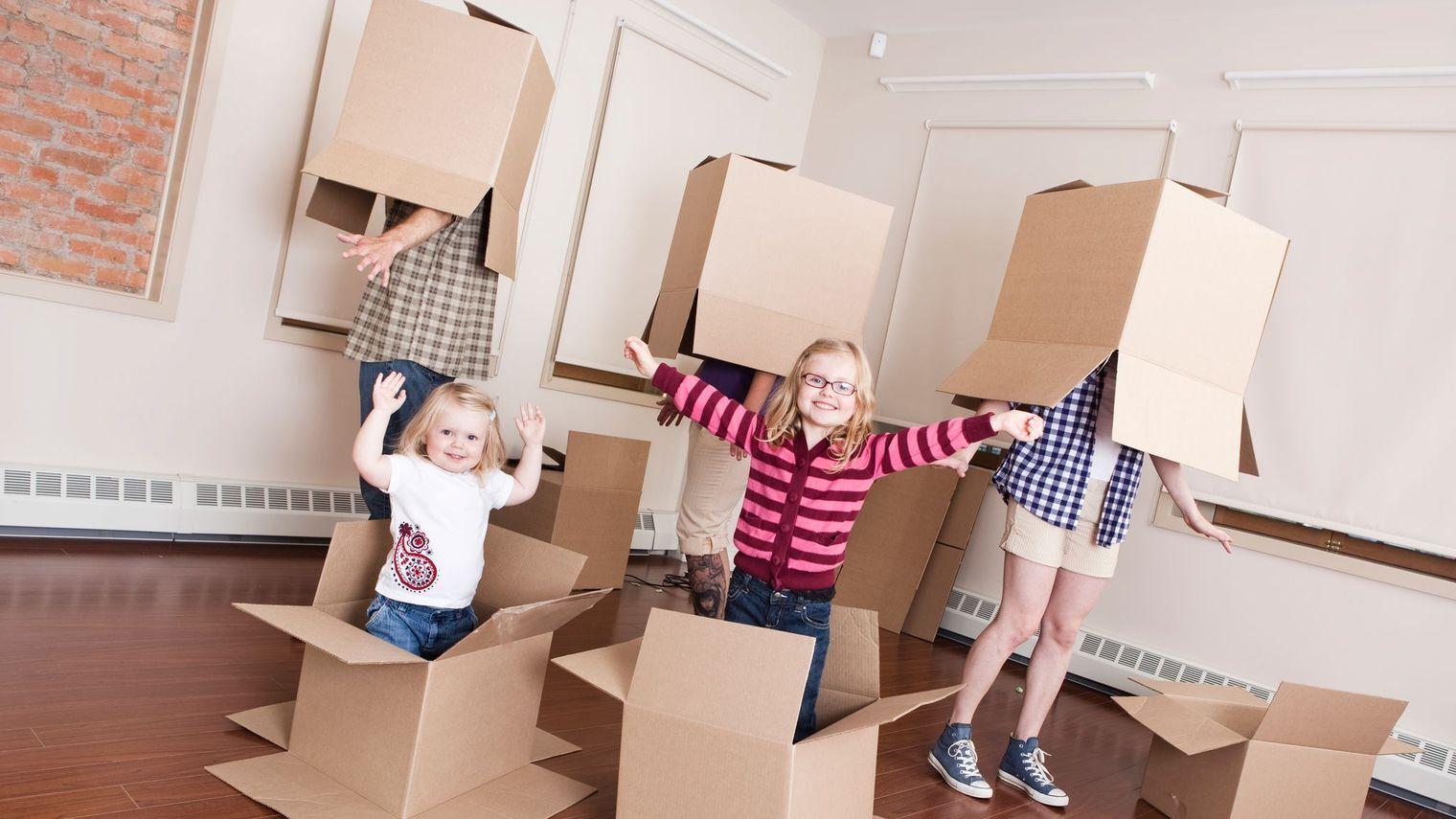 Réussir intégration nouveau collaborateur autre ville famille enfants logement déménagement